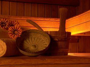 prive sauna