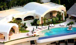 huizen zwembad