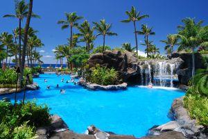 zwembad paradijs